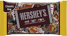 Hershey's Milk Chocolate Miniatures 340g, 311g
