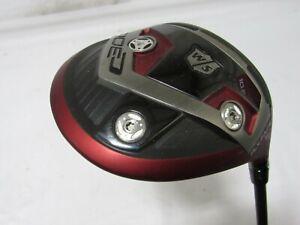 Used RH Wilson Staff C300 10.5* Driver Fuji Speeder Pro 58 Shaft Stiff S Flex