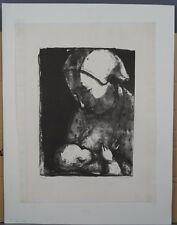 Hans Theo Richter (1902-69) Halbfigur Mutter und Kind Schüler -  Otto Dix