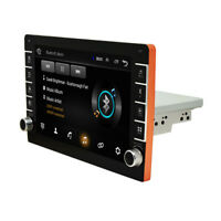 Single Din Android 8.1 9in Quad-core 16GB Car FM Radio Stereo MP5 Player GPS