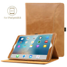 """Genuine Leather Case Stand Cover with Bluetooth Keyboard fr iPad Pro 10.5"""" A1701"""