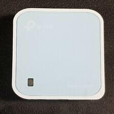 TP-Link N300 Wireless Portable Nano Travel Router (TL-WR802N)