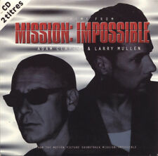 Adam Clayton & Larry Mullen CD Single Theme From Mission: Impossible - France