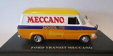 ixo 1/43 - véhicules Publicitaires -Tour de France Ford Transit Meccano