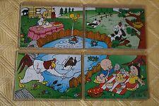 Ü-E i Superpuzzle Looney Tunes 1 100% Orig. und sauber+ 4 BPZ! wie aus Ei