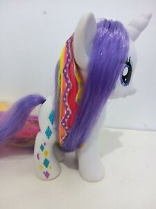 My little pony styling strands Rarity toy
