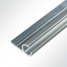 Aluminium Kederschiene Vorzeltkederschiene 15x30mm Zeltkeder 7,5-8,5mm 1 Meter