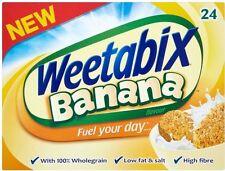 Weetabix Banana Flavour (4x24 Biscuits)