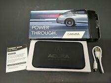 Acura Cell Phone Power Bank 3.7v 5000mAh iPhone Android Mdx Rlx TL Nsx