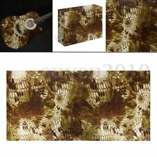 Water Transfer Printing Film Hydrographics Hydro Dipping Camouflage Style 0.5*2m