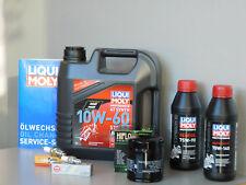 Sistema de mantenimiento MOTO-GUZZI NORGE 1200 Filtro de aceite bujía Servicio