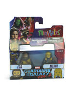 Marvel Minimates Ego & Ayesha Series 71 Guardians Of The Galaxy Vol 2 New In Box