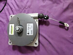 SPEEDAIRE Tool Retractor Tool 9-13 Lb No Lock 8 foot 5YAP2