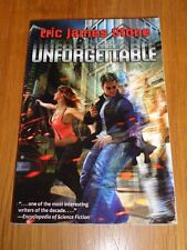 Unforgettable by Eric James Stone Baen (Paperback)< 9781476781082