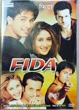 Fida - Shahid Kapoor Kareena Kapoor - Hindi Movie DVD Region Free English Subtii