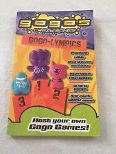 Gogo's Crazy Bones Gogo-lympics Book Host Your Own Gogo Games! Gogos 2009