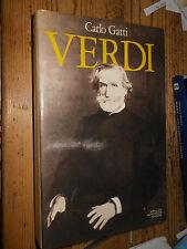 Verdi C. Gatti Mondadori Le Scie I ed. 1981 L7
