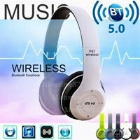 AURICOLARI BLUETOOTH CUFFIE 5.0 WIRELESS PER GIOCHI SMART TV PHILIPS SAMSUNG LG