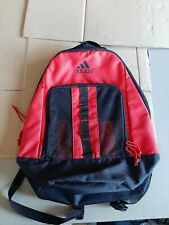 Adidas Red BACKPACK MEDIUM Black Ships Fast