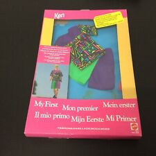 1992# KEN VINTAGE - MY FIRST/HABILLAGE/FASHIONS  DRESS #OUTFIT#NIB