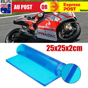 Motorcycle Seat Gel Pad Cooling Cushion Motorbike Gel Seat Shock Absorption L