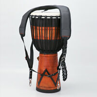 Djembe Drum Standing Shoulder Strap African Samba Drums Harness for 1.6m up