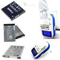 Groß Batterie Akku Ladegerät Charger LCD Anzeige USB-Port FÜR Samsung Galaxy S5