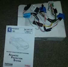 GENUINE PEUGEOT 206 307 ADVANCED PROTECTION SYSTEM / INTERFACE HARNESS 96716X