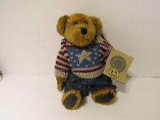 VTG The Boyds Collection J.B Bean Investment Collectibles Eddie Bean Bauer NWT
