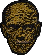 The Mummy Embroidered Patch Boris Karloff Horror Movie Universal Monster Imhotep