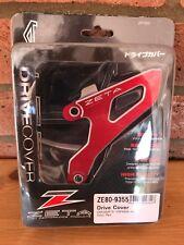 Honda Crf450 Crf450 R 2009-2016 Zeta Disco cubierta Sprocket Sprock Protector Rojo
