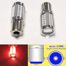 1156 P21W 7506 33 LED PROJECTOR LENS RED BULB BACK UP REVERSE LIGHT FOR VW