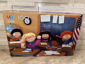 Cabbage Patch Kids 100 Piece Jigsaw Puzzle *TEST TODAY*