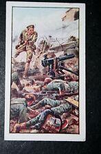 Irish Guards  Battle of Cuincy   World War 1   Original 1916 Action Card  VGC