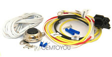 Dixie Horn Installation Wire Kit with Horn Button and Power Fuse