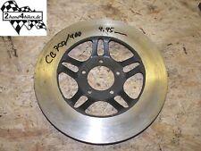 CB 750 900 Disco de Freno Rotor break disc boldor