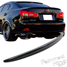 Carbon Fiber For LEXUS OE-Type IS250 IS350 IS300h IS250 F Rear Trunk Spoiler