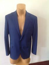 Mens M J BALE Blue Suit Size 44 Drop 7 Blue Label ...Classic Regular Fit.