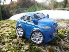 39515 L  FIGURINE  BMW   VOITURE MINIATURE BLEU