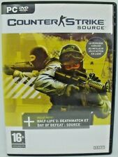 JEU PC COMPLET Counter Strike : Source