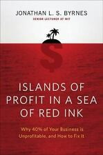 Islands of Profit in a Sea of Red Ink: Why 40 Percent of Your Business Is Unprof