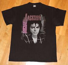 6c48c3df Michael Jackson Tour T Shirt in Men's Vintage T-Shirts for sale   eBay