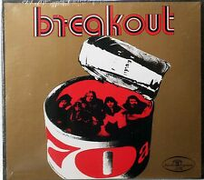 Breakout- 70a Polish blues  psych cd