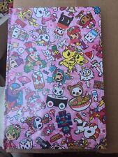 Tokidoki Kawaii Hardcover Notebook