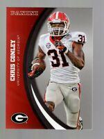 Chris Conley Georgia Bulldogs Football Jersey Black