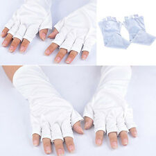 Nail Art Manicure Anti UV Glove for UV Light/Lamp Radiation Awesome Dryer Tool