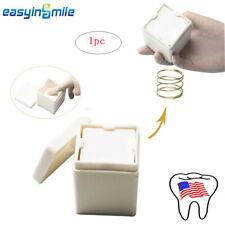 1 Dental Spring Gauze Sponge Dispenser Caseholder Storage Box Gause Easyinsmile