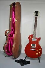 1998 Gibson USA Les Paul Special SL EMG Humbucker Electric Guitar Set Neck