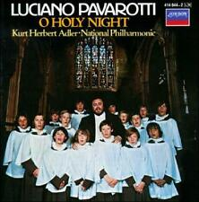 Luciano Pavarotti - O Holy Night (1989) CD *** USED ***