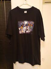 Ernest Polly Limp Bizkit Vintage Cotton Short Sleeve for Men Navy T-Shirt S-2XL L184